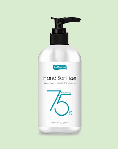 becleanse hand sanitizre