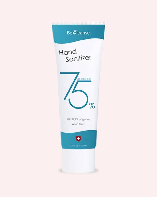 hand sanitizer gel 100ml pic1