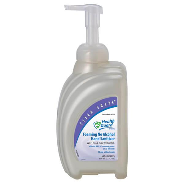 healthguard 950ml hand sanitizer