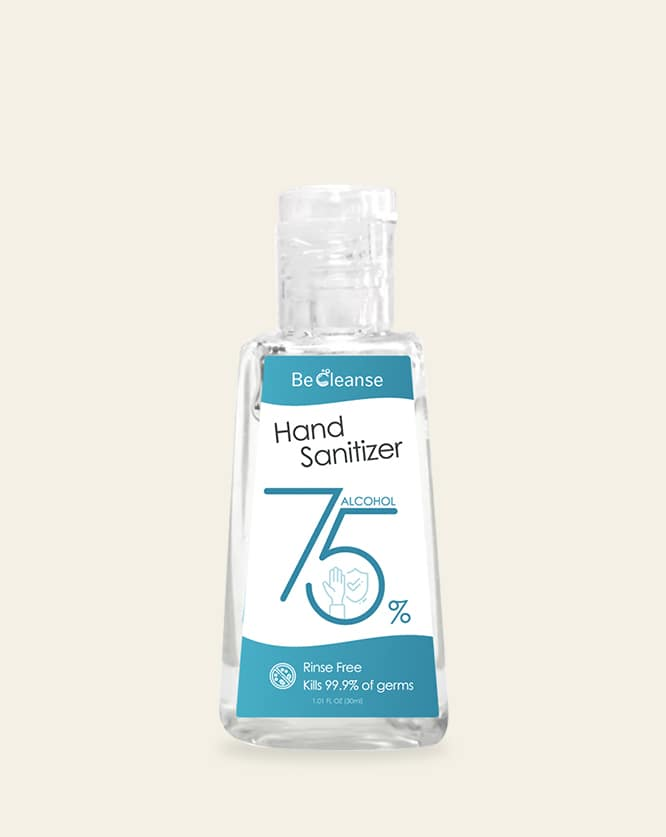 30ml 1oz hand sanitizer gel