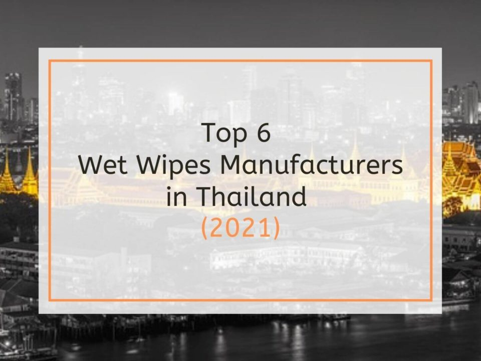 Becleanse Best Wet Wipes Manufacturers in Thailand
