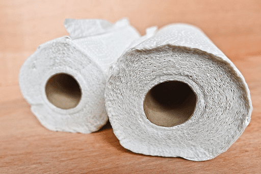 how to make paper towels for wet wipes